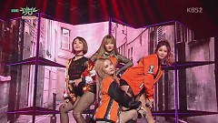 You Bad! Don't Make Me Cry (161104 Music Bank) - MATILDA