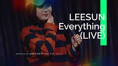 Everything (Live) - LEESUN