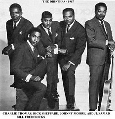 the drifters - White Christmas By The Drifters