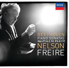 Beethoven - Piano Sonatas, Opp. 27/2, 53, 81A & 110 - Nelson Freire