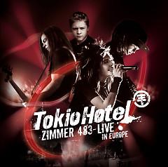 Zimmer 483 - Live In Europe - Tokio Hotel