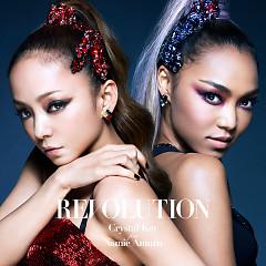 REVOLUTION - Crystal Kay,Namie Amuro
