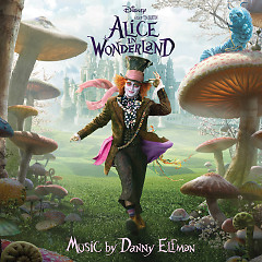 Alice In Wonderland (2010) OST (Part 2) - Danny Elfman