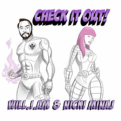 Check It Out (Single) - Will.i.am, Nicki Minaj, Cheryl
