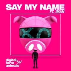 Say My Name (Single)