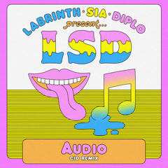 Audio (CID Remix) - LSD