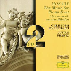 Mozart: The Music for Piano Duet
