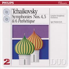 Tchaikovsky: Symphonies Nos.4, 5 & 6