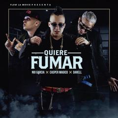 Quiere Fumar (Single) - Casper Magico, Nio Garcia, Darell