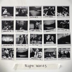 Right Words (Single) - MOZA