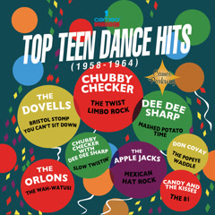 Top Teen Dance Hits (1958-1964) - Various Artists