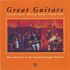 Great Guitars - Charlie Byrd,Barney Kessel,Herb Ellis