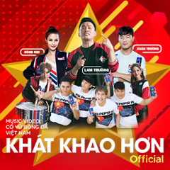 Khát Khao Hơn (Single) - Lam Trường, Đông Nhi, MONSTAR, JSOL, CARA