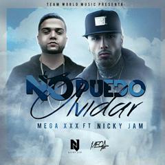 No Puedo Olvidar (Single) - Mega XxX