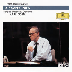 Tchaikovsky: Symphonies Nos.4 - 6 - London Symphony Orchestra,Karl Böhm