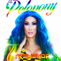 Tremenda (Single) - La Pelopony
