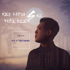 Yêu Không Sai, Thời Điểm Sai (Single) - Trương Việt Thái