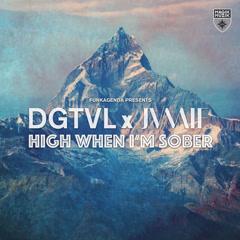 High When I'm Sober (Single)