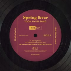 Spring Fever (Single) - Yoon Hyun Sang