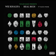 Real Rich (Single) - Wiz Khalifa