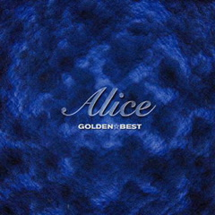 Golden Best CD1 - Alice