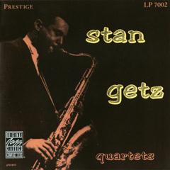 Stan Getz Quartets - Stan Getz