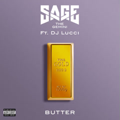 Butter (Single) - Sage The Gemini