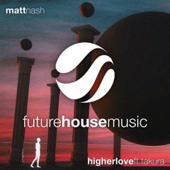 Higher Love (Single) - Matt Nash