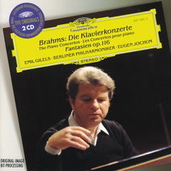 Brahms: The Piano Concertos; Fantasias Op.116