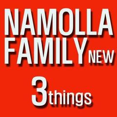 3 Things (Single) - Namolla Family N