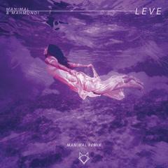 Leve (Manimal Remix) - Mahmundi, Manimal