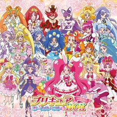 PreCure Vocal Best Box 2013-2017 CD4