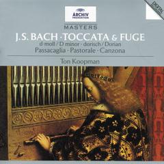 Bach, J.S.: Toccata & Fugue; Passacaglia; Pastoral; Canzona