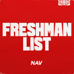Freshman List (Single) - NAV