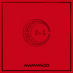 RED MOON (EP) - Mamamoo