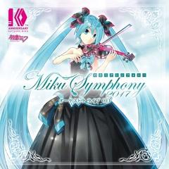 Miku Symphony 2017 ~ Orchestra Live CD (CD2)