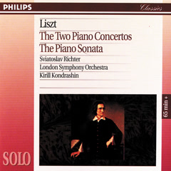 Liszt: The Two Piano Concertos/The Piano Sonata