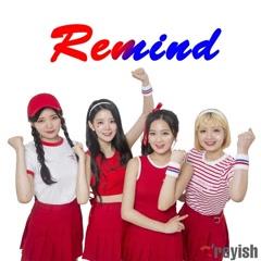 Remind (Single) - G-reyish