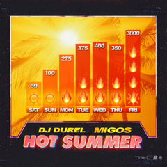 Hot Summer (Clean Version) - DJ Durel, Migos