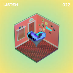 LISTEN 022 Weird You (Single) - Minseo