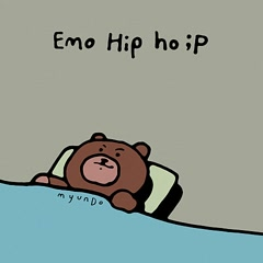 Emo Hip Ho;p (Single)