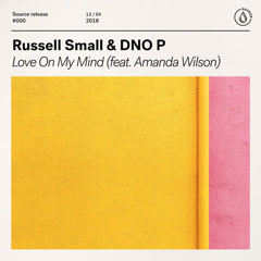 Love On My Mind (Single) - Russell Small, DNO P