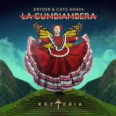 La Cumbiambera (Single) - Kryder, Cato Anaya