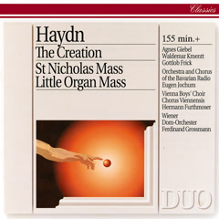 Haydn: The Creation; St. Nicholas Mass; Little Organ Mass