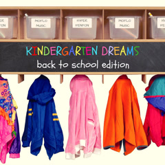 Kindergarten Dreams Back To School Edition (EP)
