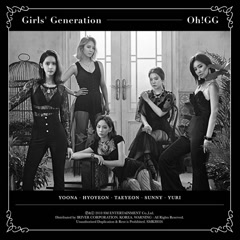 LIL' TOUCH (The 1st Single Album) - Girls' Generation-Oh!GG