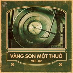 Vàng Son Một Thuở Vol 2 - Various Artists