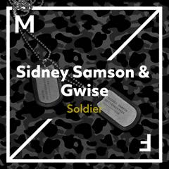 Soldier (Single) - Sidney Samson, G Wise