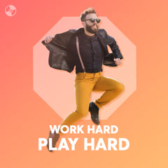 Work Hard Play Hard - Various Artists
