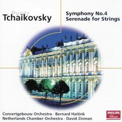 Tchaikovsky: Symphony No. 4; Serenade for Strings